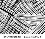 line pattern. brush. vector.... | Shutterstock .eps vector #1118422475