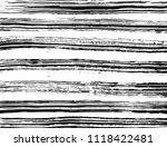 line pattern. brush. vector.... | Shutterstock .eps vector #1118422481