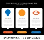 business infographic template... | Shutterstock .eps vector #1118498321