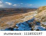A Winters Ascent Of Pen Y Ghen...