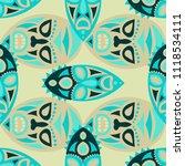vector illustration. african... | Shutterstock .eps vector #1118534111
