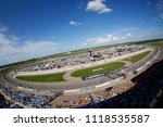 Small photo of June 17, 2018 - Newton, Iowa, USA: The NASCAR Xfinity Series races during the Iowa 250 at Iowa Speedway in Newton, Iowa.