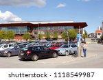 lulea  sweden   june 20  2018 ...   Shutterstock . vector #1118549987