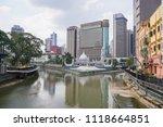 kuala lumpur malaysia june 22 ... | Shutterstock . vector #1118664851