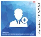 add user icon   free vector icon | Shutterstock .eps vector #1118665349