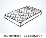 neat snug thick cotton spring... | Shutterstock .eps vector #1118682974