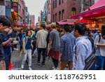 """kobe  kansai japan   may 05... | Shutterstock . vector #1118762951"