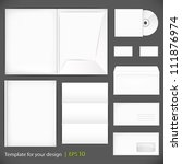 vector templates set of...   Shutterstock .eps vector #111876974