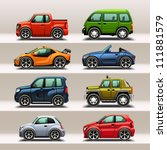 assortment,auto,automobile,background,blue,bus,cabriolet,car,collection,colorful,concept,design,drive,editable,engine
