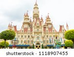 sentosa  singapore   march 2 ... | Shutterstock . vector #1118907455