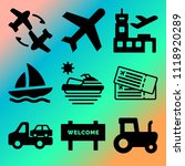 vector icon set  about... | Shutterstock .eps vector #1118920289