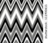 colorful seamless chevron... | Shutterstock .eps vector #111900611