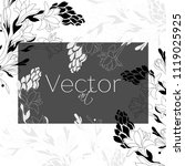 template background  vector...   Shutterstock .eps vector #1119025925
