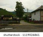 transylvania  romania   romania ...   Shutterstock . vector #1119026861