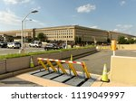 washington  dc   june 01  2018  ... | Shutterstock . vector #1119049997