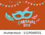 popular event in brazil....   Shutterstock .eps vector #1119068531