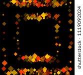 rhombus card minimal geometric...   Shutterstock .eps vector #1119092024