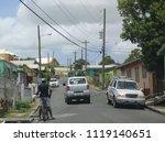 st. john's  antigua and barbuda ... | Shutterstock . vector #1119140651