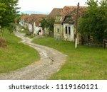 transylvania  romania   romania ...   Shutterstock . vector #1119160121