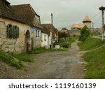 transylvania  romania   romania ...   Shutterstock . vector #1119160139