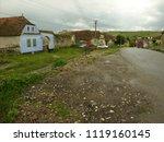 transylvania  romania   romania ...   Shutterstock . vector #1119160145