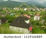 transylvania  romania   romania ...   Shutterstock . vector #1119166889
