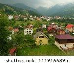 transylvania  romania   romania ...   Shutterstock . vector #1119166895