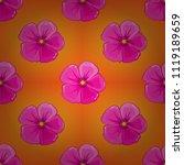 arabesque. vintage abstract...   Shutterstock .eps vector #1119189659