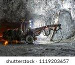 Underground Mine Jumbo Drill Rig