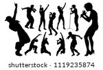 a set of high quality... | Shutterstock .eps vector #1119235874