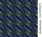 abstract seamless football... | Shutterstock .eps vector #1119295271