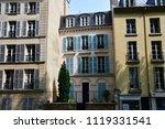versailles  france   june 10... | Shutterstock . vector #1119331541