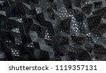 abstract 3d rendering of...   Shutterstock . vector #1119357131
