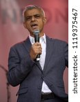 London Uk June 23rd 2018 Mayor...