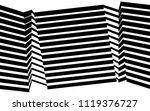 black and white stripe line...   Shutterstock .eps vector #1119376727