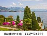 Lago Maggiore  Italy. Isola...