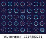creative vector illustration of ... | Shutterstock .eps vector #1119503291