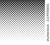 linear halftone pattern.... | Shutterstock .eps vector #1119550031