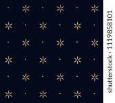 simple geometric background.... | Shutterstock . vector #1119858101