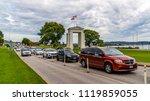 vancouver blaine hwy  surrey ... | Shutterstock . vector #1119859055