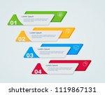 presentation business...   Shutterstock .eps vector #1119867131