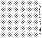 vector seamless pattern. modern ... | Shutterstock .eps vector #1119878651
