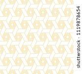 vector seamless pattern.... | Shutterstock .eps vector #1119878654