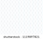 the geometric pattern with... | Shutterstock .eps vector #1119897821
