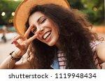 photo closeup of attractive... | Shutterstock . vector #1119948434