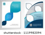 template vector design for... | Shutterstock .eps vector #1119982094