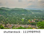 aerial view of guwahati city...   Shutterstock . vector #1119989945
