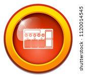 vector electric amplifier sign. ... | Shutterstock .eps vector #1120014545