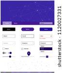 dark purple vector material...