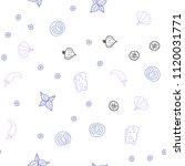 light pink  blue vector...   Shutterstock .eps vector #1120031771
